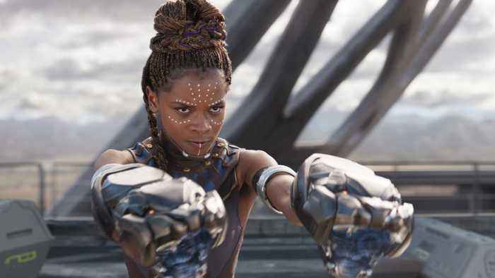 'Avengers: Infinity War's Tom Holland Wants Spider-Man to Meet up with Shuri