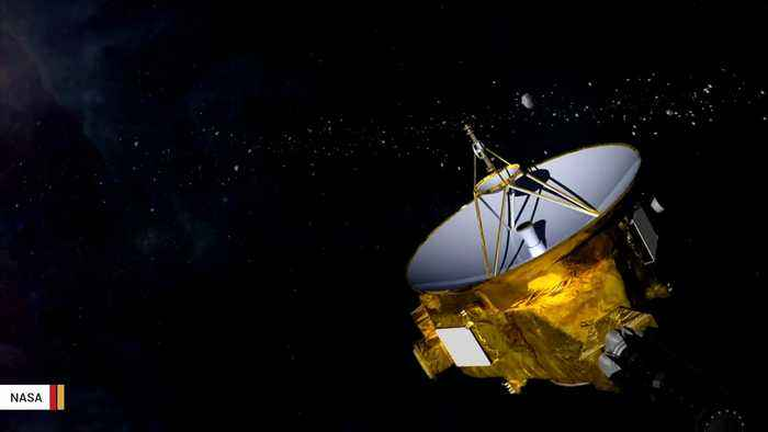 NASA Selects Nickname For New Horizons Target That Orbits A Billion Miles Beyond Pluto