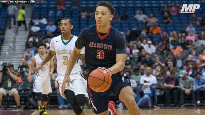 Carsen Edwards AAU highlights