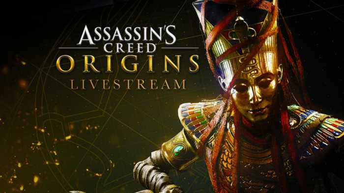 News video: First Hour of Assassin's Creed Origins Curse of the Pharaohs DLC