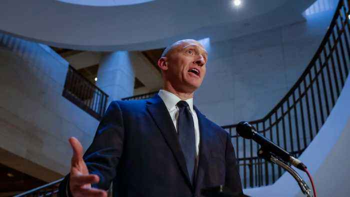 News video: Carter Page to Appear on Comedy Central's 'The Opposition'