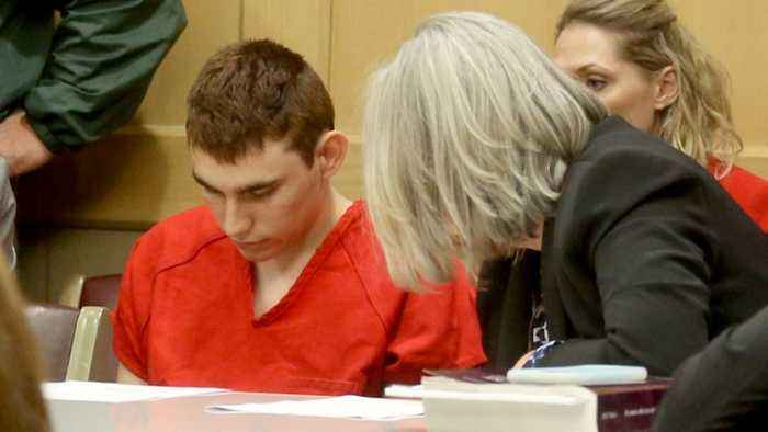 News video: Suspected Florida Shooter Silent During Plea Enter