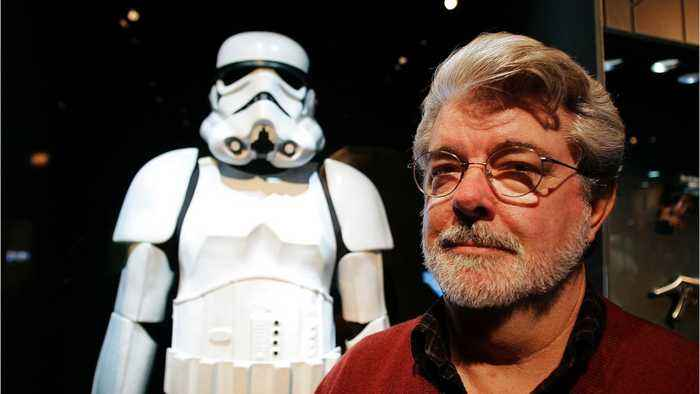 News video: Director George Lucas Breaks Ground On LA Museum
