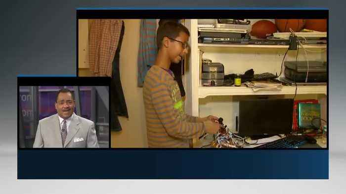 News video: Judge Dismisses 'Clock Boy' Lawsuit for the Second Time