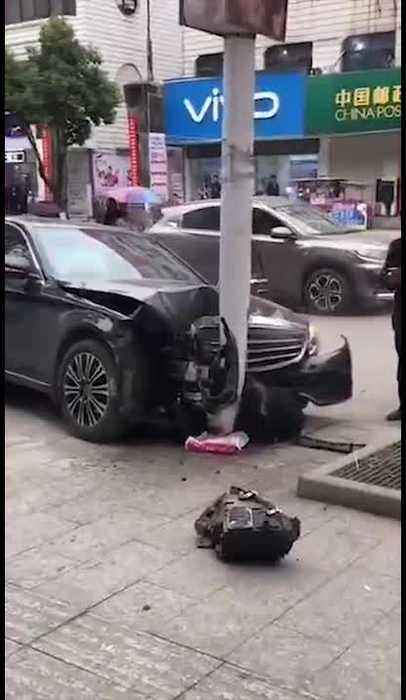 News video: Businessman Flaunts Insurance Policy After Fatal Crash