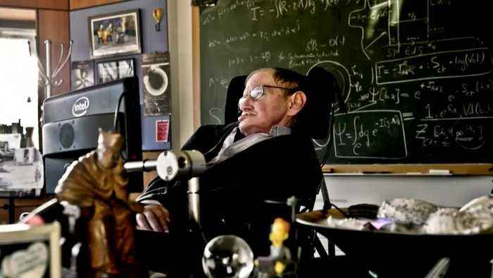 News video: Famed Physicist Stephen Hawking Dead At 76