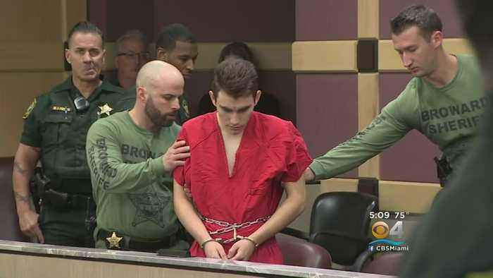 School Shooting Suspect 'Stands Mute' In Court, Facing Death Penalty