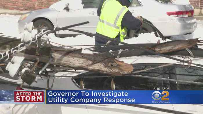 Cuomo Puts Utilities On Notice