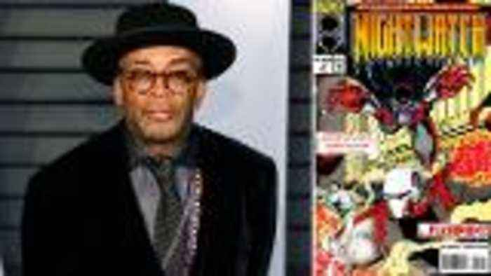 News video: Spike Lee Eyeing to Direct Sony Superhero Movie 'Nightwatch' | THR News