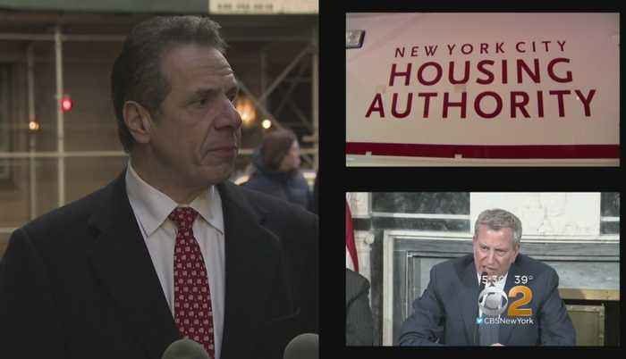 News video: NYCHA Head Gets An Earful At Hearing