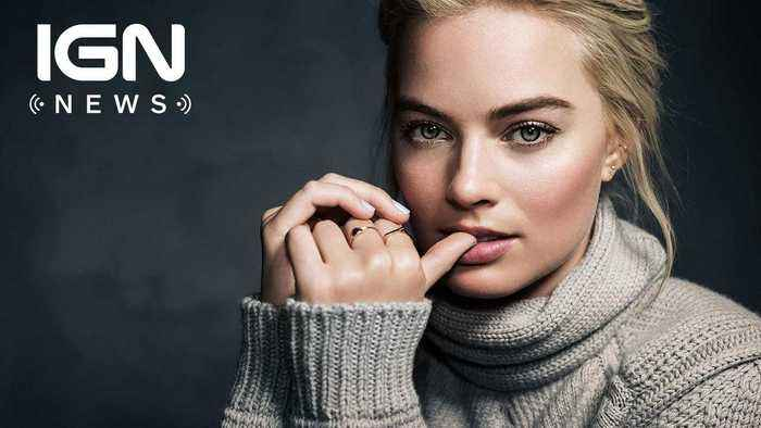 News video: Margot Robbie in Talks for Quentin Tarantino's Next Movie