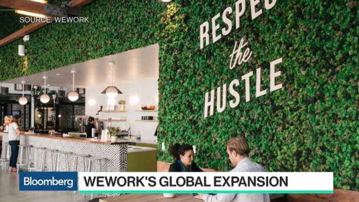 News video: WeWork's Miropolski on Scholarships, Expansion and M&A