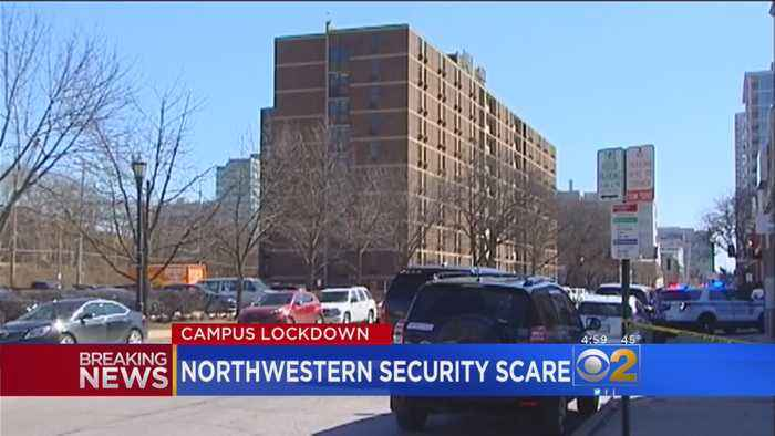 News video: Reports Of Northwestern Gunman Turn Out To Be Hoax
