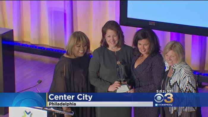 News video: Sugarhouse Casino CEO Receives 2018 Paradigm Award
