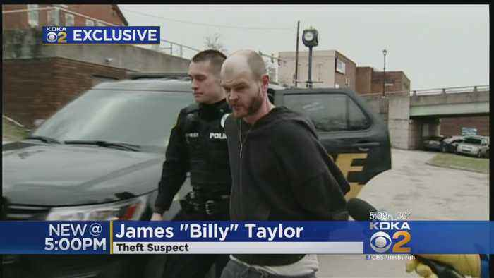 News video: Suspect Arrested In Alleged Copper Theft Crime Spree