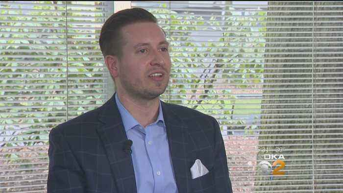 News video: Libertarian Candidate Embraces Spoiler Role In Special Election