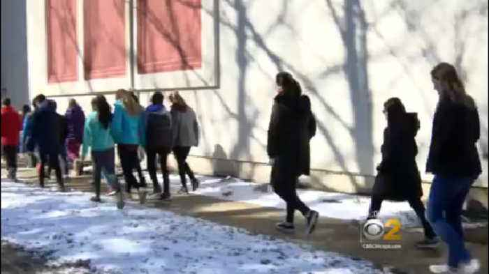 News video: Downers Grove Middle Schoolers Walkout