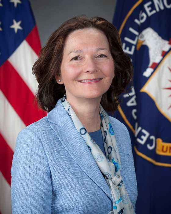 News video: Who Is Gina Haspel?