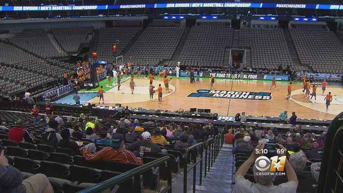 News video: NCAA Tournament Means $8 Million Infusion To Dallas