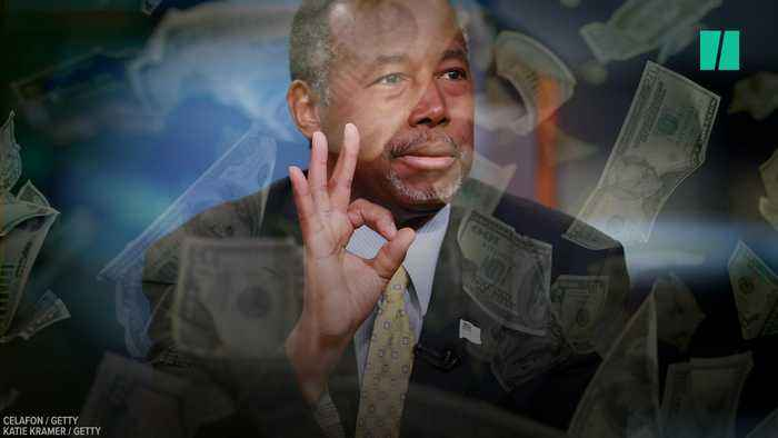 News video: Emails Suggest Ben Carson Knew About $31,000 Price Tag For Furniture