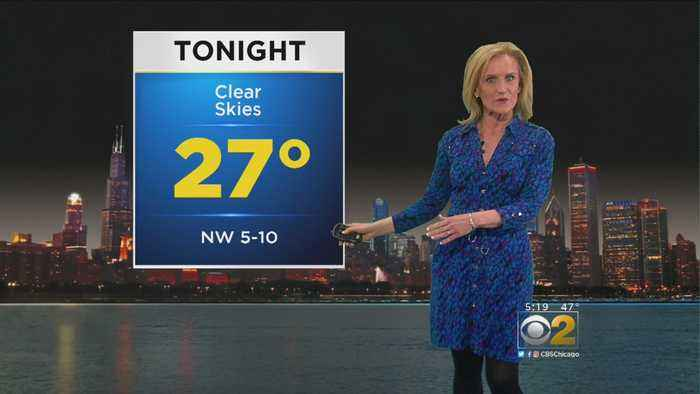 CBS 2 Weather Watch (5 p.m. March 14, 2018)