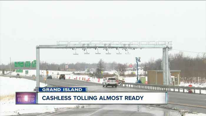 News video: Cashless tolls to start on March 29th