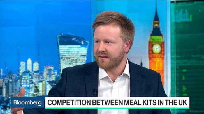 News video: How Gousto's CEO Plans to Expand in the U.K. Meal-Kit Market