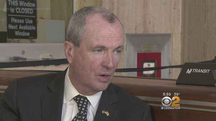 News video: Exclusive: Gov. Murphy Details Plans To Fix NJ TRANSIT