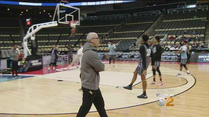 News video: NCAA Tournament Comes To Pittsburgh, Along With Possible Pitt Coaching Candidate