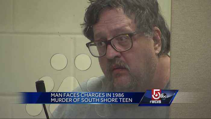 News video: Man faces charges in 1986 murder of South Shore teen