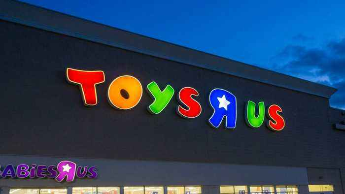 News video: Toys 'R' Us Shutting Down All U.S. Stores?