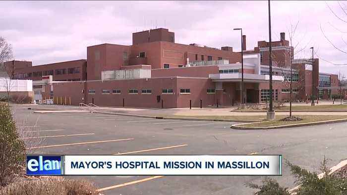 News video: Massillon looking for long-term partner to take over vacant Affinity Medical Center building