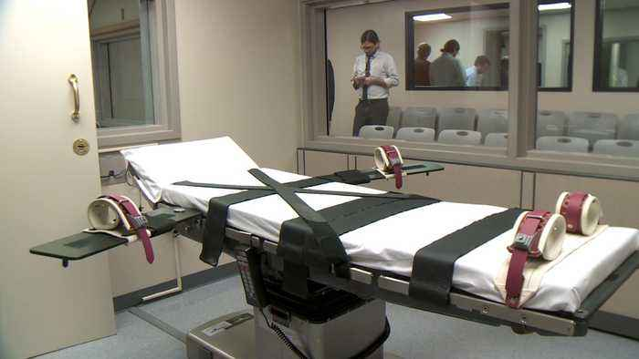 Oklahoma to Use Nitrogen for Death Row Inmates Following Several Botched Executions