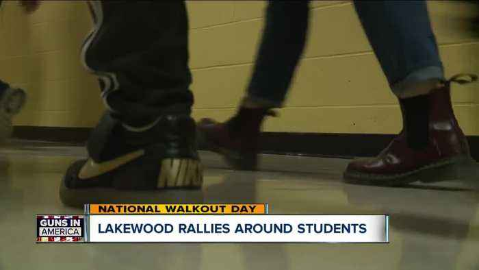 News video: Lakewood students get donations to march in D.C.