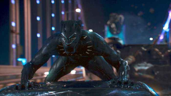 News video: 'Black Panther' Projected to Win Fifth Weekend in a Row at Box Office