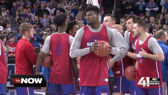 News video: Azubuike's injury is a fluid situation; may play against Penn