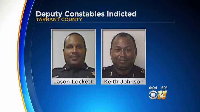 News video: 2 Tarrant County Deputy Constables Indicted