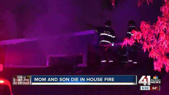 News video: Two people dead in northeast KC house fire
