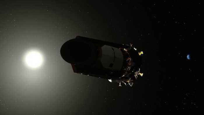 News video: NASA: Kepler Space Telescope 'Nearing The End'