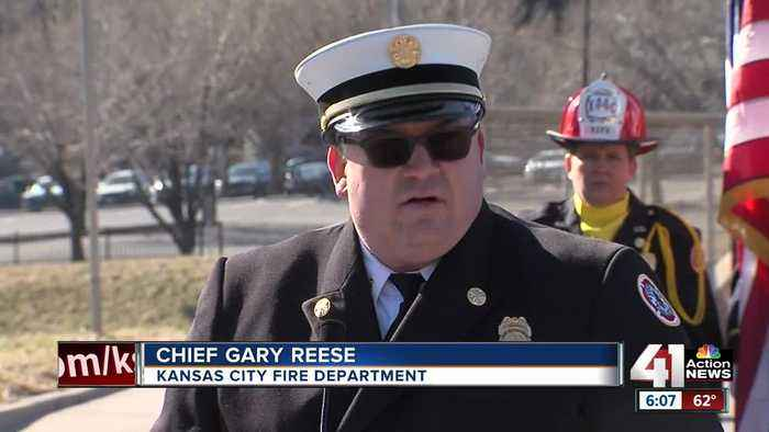 KC announces new fire chief, Gary Reese