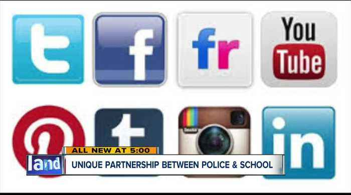 News video: Students partner with law enforcement to create PSA's, educate viewers about dangers of social media
