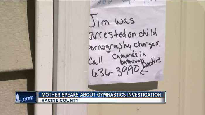 News video: 'We feel violated': Parents distraught after Racine County gymnastics coach arrested for child porn