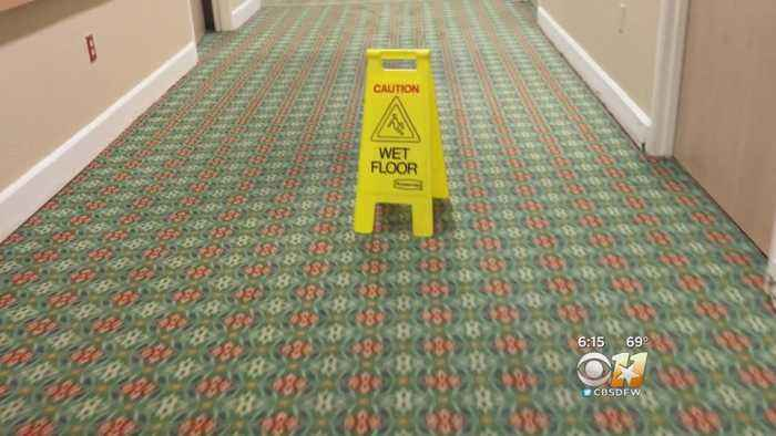 News video: Family Upset Over Water Leak At North Texas Assisted Living Facility
