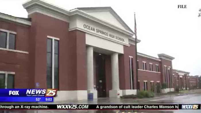 News video: Ocean Springs students organize walk-out