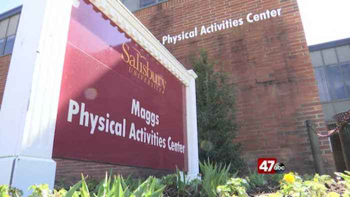News video: Improvements coming to SU's Maggs Physical Activities Center