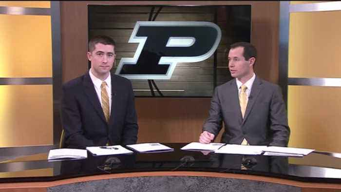 News video: Segment 2: Late-Season Awards & Isaac Haas