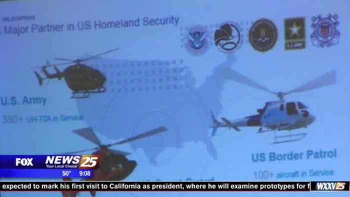 Homeland Security Summit in Biloxi