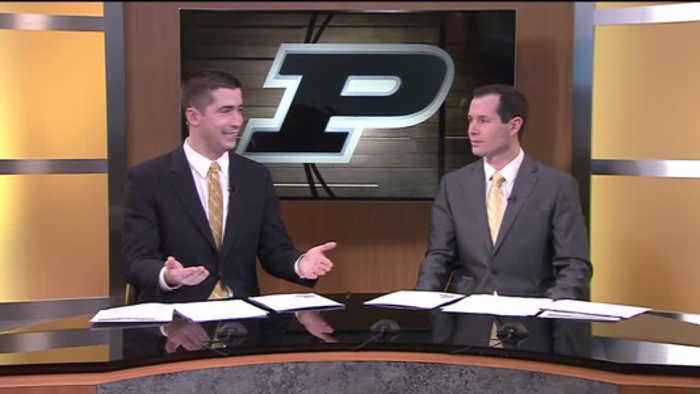 News video: Segment 3: Rob Blackman & Tommy Luce
