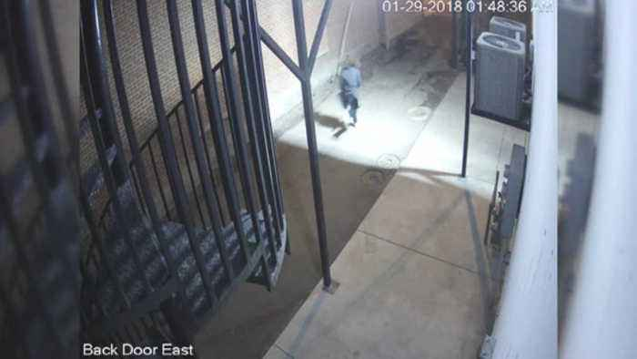 News video: Surveillance Video