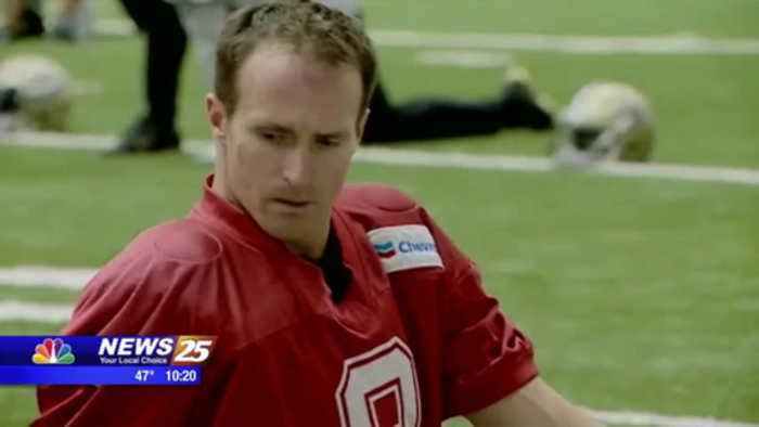 Drew Brees reaches new deal with Saints